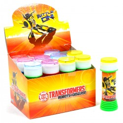 015053 BAŃKI MYDLANE TRANSFORMERS 55ML