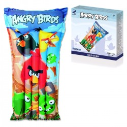 BESTWAY 96104 MATERAC DMUCHANY PLAŻOWY ANGRY BIRDS