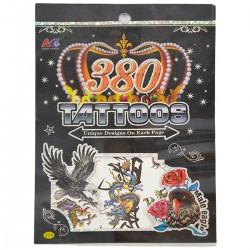 495005 NAKLEJKI TATUAŻE