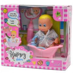 984265 LALKA HAPPY BABIES CHODZĄCA