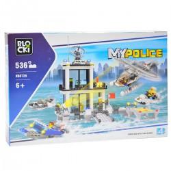 070802 KLOCKI BLOCKI MY POLICE SIEDZIBA POLICJI
