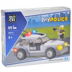 160807 KLOCKI BLOCKI MY POLICE RADIOWÓZ