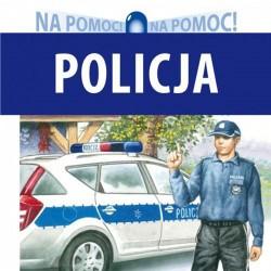 376532 KSIĄŻECZKA POLICJA NA POMOC