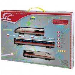 007112 KOLEJKA NA BATERIE BULLET TRAIN 190/121 CM NA BATERIE