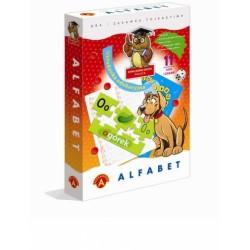 13153 ALEXANDER GRA EDUKACYJNA ALFABET
