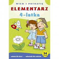372763 ELEMENTARZ 4-LATKA