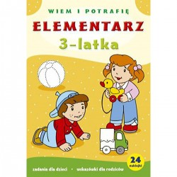 372756 ELEMENTARZ 3-LATKA