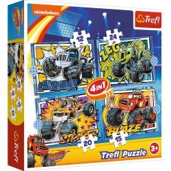 34349 TREFL PUZZLE 4W1 BLAZE