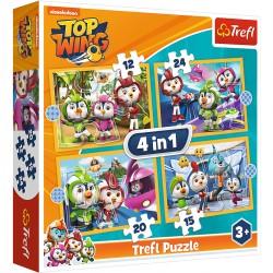34360 TREFL PUZZLE 4W1 TOP WING
