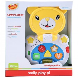 834883 SMILY PLAY CENTRUM ZABAW LAPOP INTERAKTYWNY