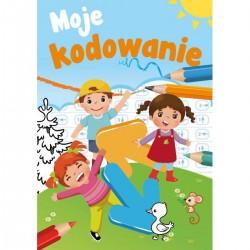 070064 KOLOROWANKA MOJE KODOWANIE