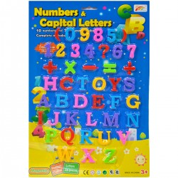 164421 LITERKI I LICZBY MAGNETYCZNE 43 EL