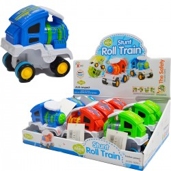 408076 ROBOT LOKOMOTYWA ROLL TRAIN