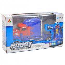 207561 ROBOT SUPER DEFORMACJA ŚWIATŁO DŹWIĘK