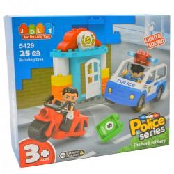 112983 KLOCKI POLICJA RABUNEK 25 EL