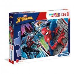 244973 CLEMENTONI PUZZLE MAXI 24 EL SPIDER-MAN