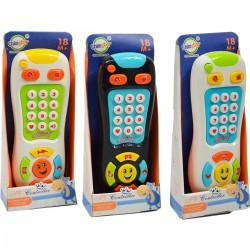 427713 TELEFON DLA MALUCHA DŹWIĘKIEM 3 WZORY