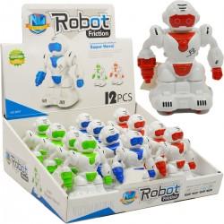 736865 ROBOT 12 CM Z NAPĘDEM 3 KOLORY