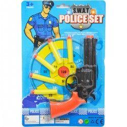 831986 ZESTAW POLICJANTA AKCESORIA