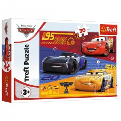 18274 TREFL PUZZLE 30 EL. CARS