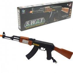704948 IMITACJA KARABIN ŚW DŹ AK-47