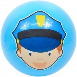 134388 PIŁKA GUMOWA POLICJA 23 CM
