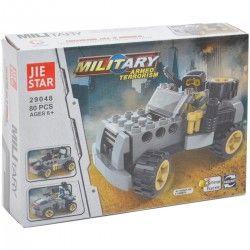 806564 KLOCKI MILITARNY POJAZD TERENOWY 80 EL