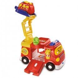 60810 TREFL VTECH Zestaw Duży Wóz Strażacki