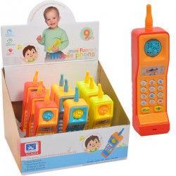 862564 TELEFON DLA MALUCHA DŹWIĘKIEM