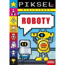 753310 MARTEL PIKSELOWE WYKLEJANKI ROBOTY