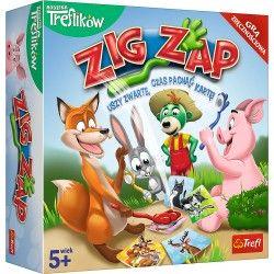 02070 TREFL GRA ZRĘCZNOŚCIOWA ZIG ZAP