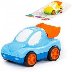88819 POLESIE BABY CAR PULLBACK AUTO WYŚCIGOWE