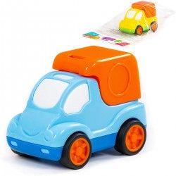 88833 POLESIE BABY CAR PULLBACK AUTO VAN